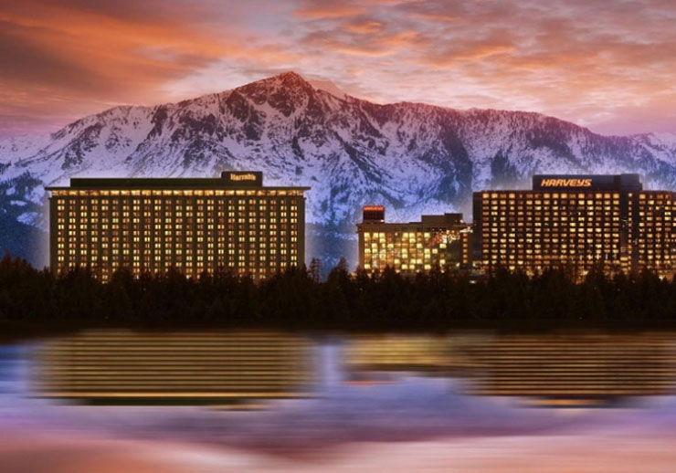 Stateline Harveys Lake Tahoe Casino & Hotel
