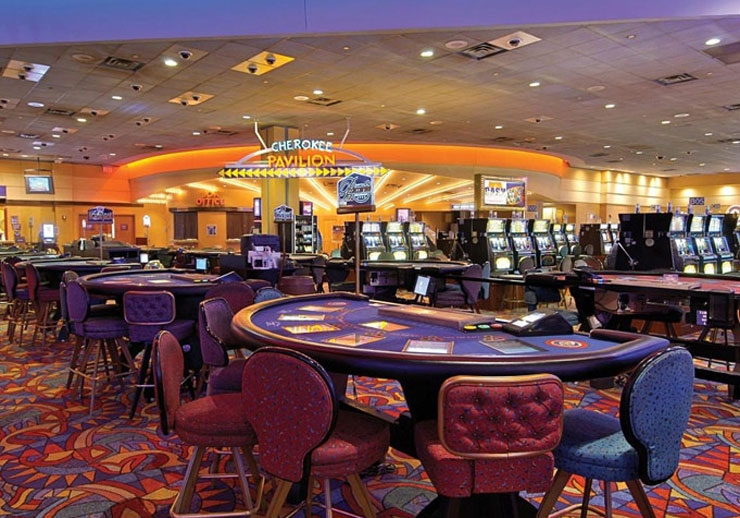 Cherokee Harrah's Casino & Resort