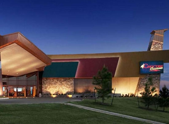 Mcalester Choctaw Casino