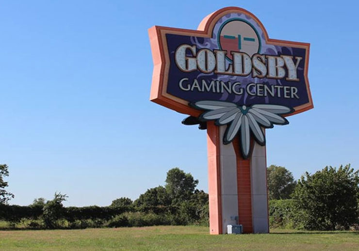 Norman Goldsby Casino