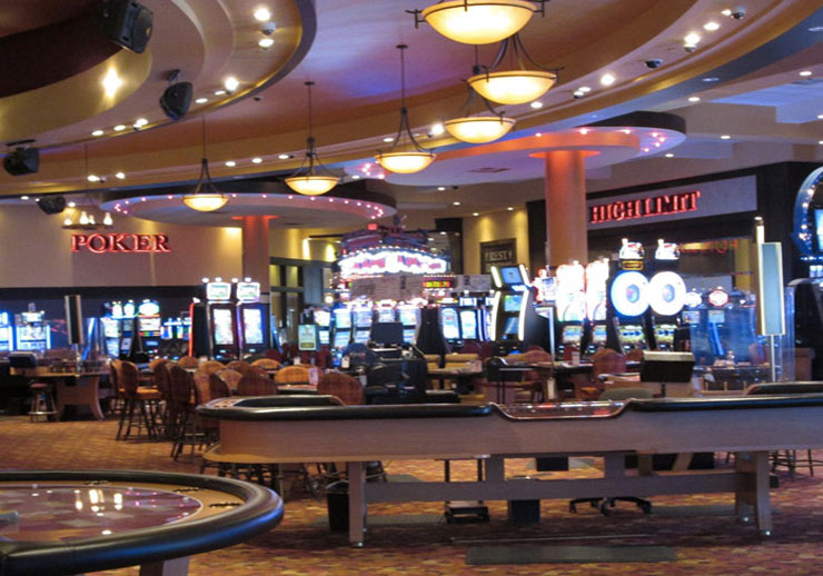 Calgary casino events