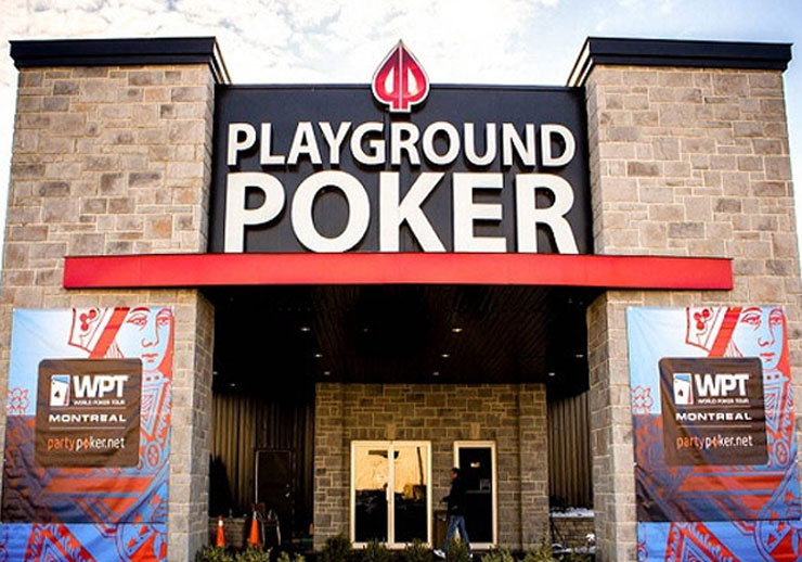 Playground Poker Club Casino Kahnawake