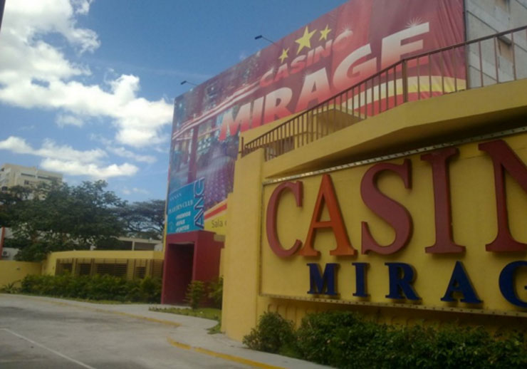 Mirage Casino Santo Domingo