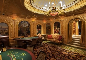 Private Gaming Club Restaurant & Bar - Crown London Aspinalls
