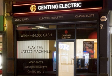 Genting Electric Casino Portsmouth