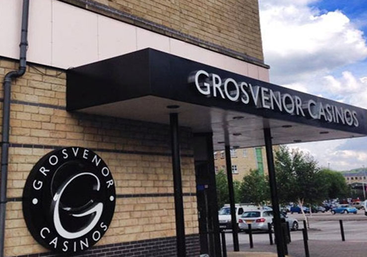 Grosvenor Casino Huddersfield