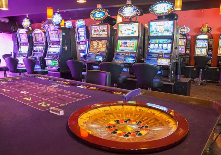 Casino de pau machine a sous poker 2