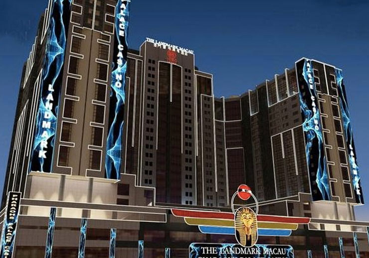 Pharaoh's Palace Casino Macau