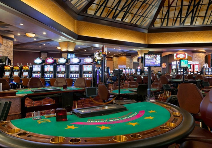 Casino Maps of other states within United States