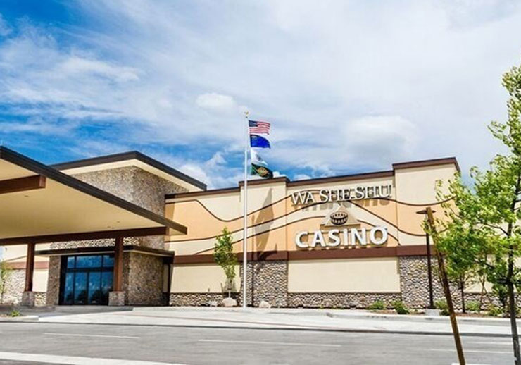 Wa She Shu Casino & Travel Plaza Gardnerville
