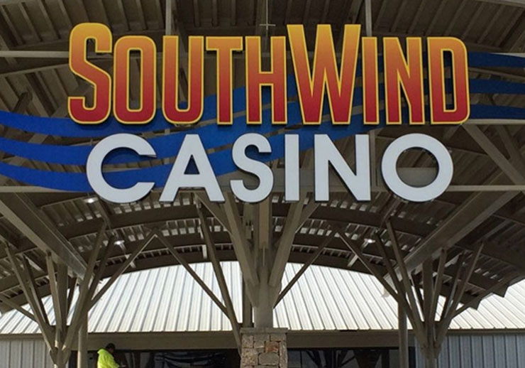 Braman SouthWind Kaw Nation Casino