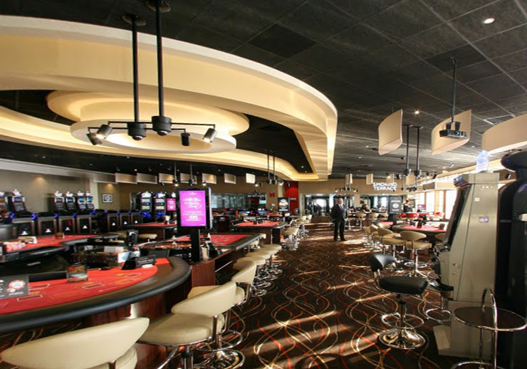 Genting Electric Casino Westcliff