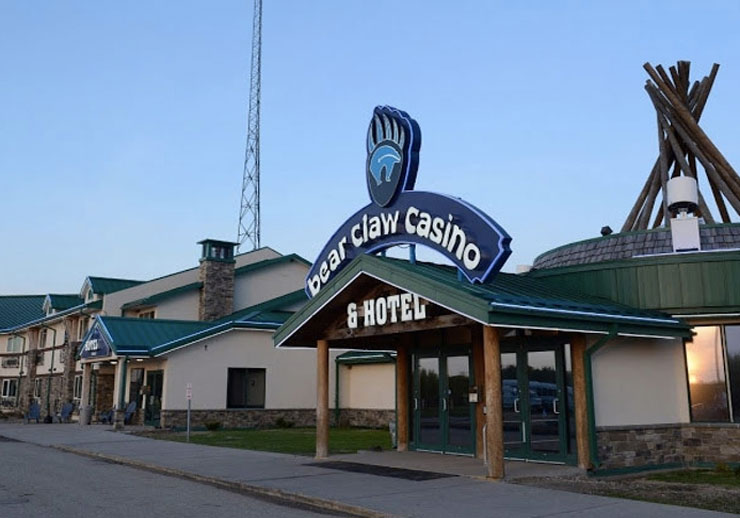 Bear Claw Casino & Hotel