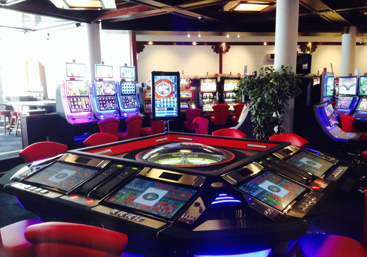 Casino SFC Le Royal de Chamonix