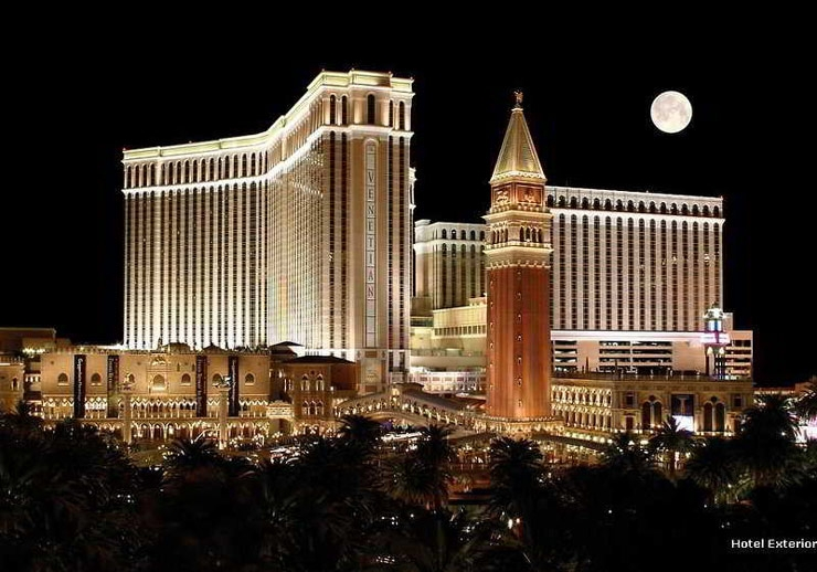 The Venetian Casino & Hotels Macau