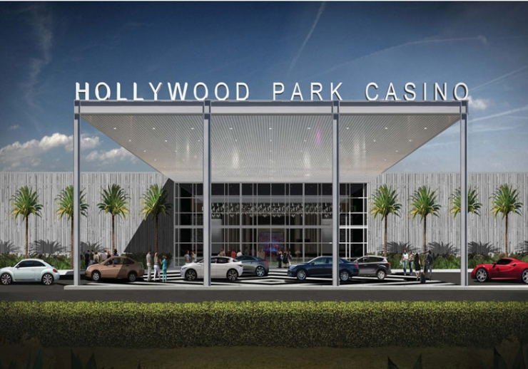 Hollywood Park Casino Los Angeles