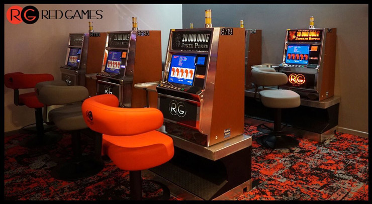 Red Games Casino Dakar