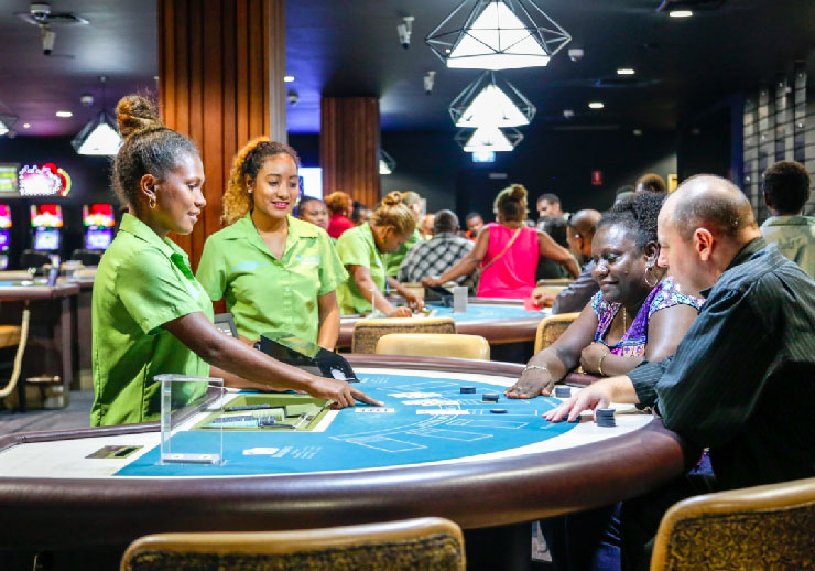 Honiara casino for poker and gambling