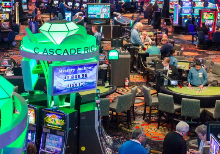 Cascade Casino Penticton