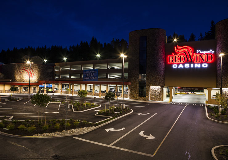 Olympia Nisqually Red Wind Casino