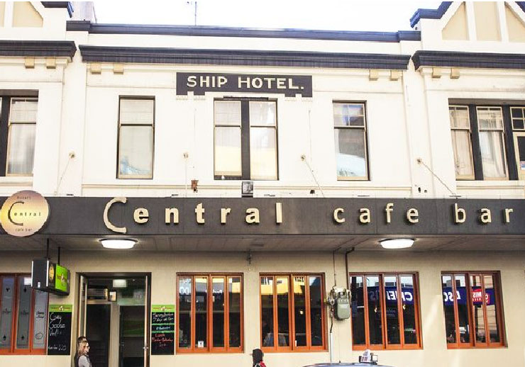 Central Café & Casino Hobart