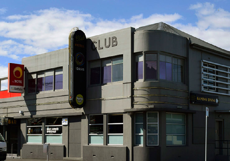Club Hotel Casino Glenorchy