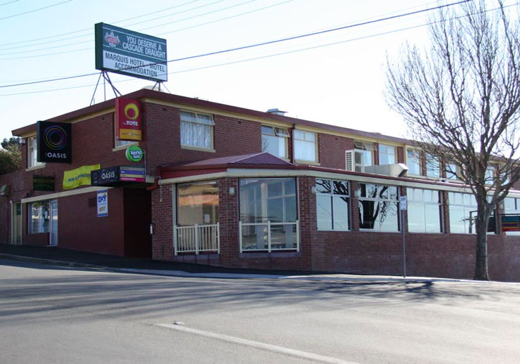 Marquis Hastings Hotel & Casino West Hobart