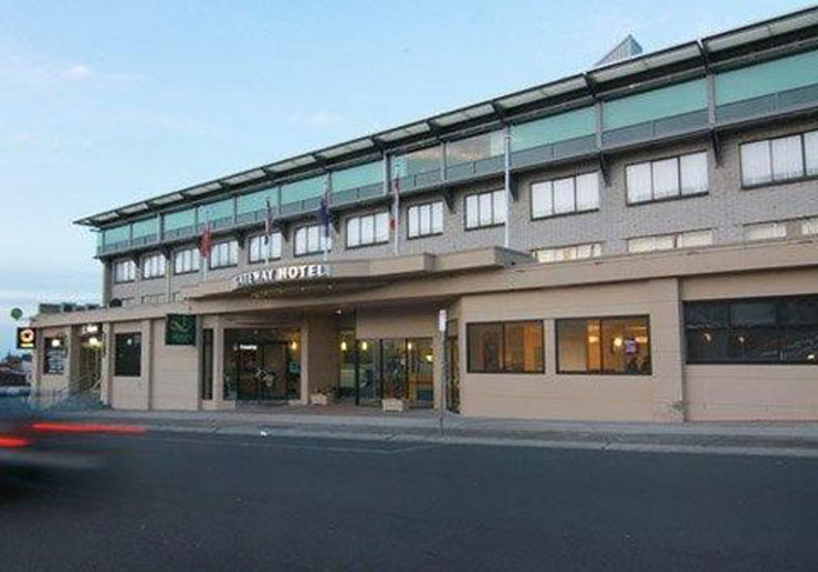 Quality Hotel Gateway & Casino Devonport