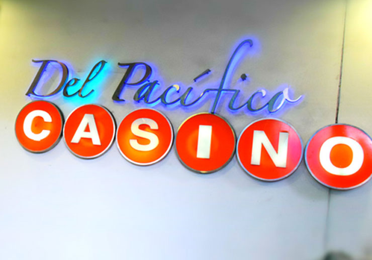 Del Pacifico Casino San Antonio