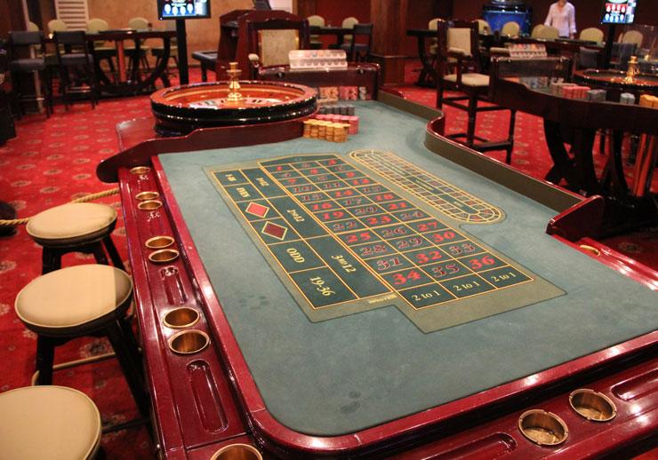 Casino brazzaville