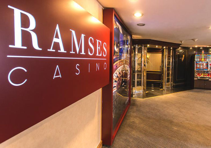 London Club Casino Cairo & Ramses Hilton Casino