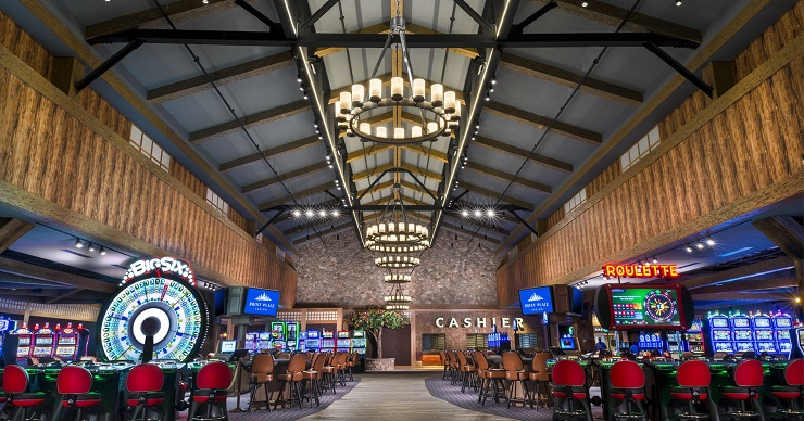 Bridgeport Point Place Casino