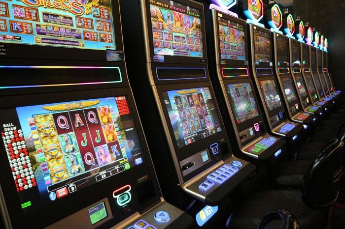 Bingo slot machine games