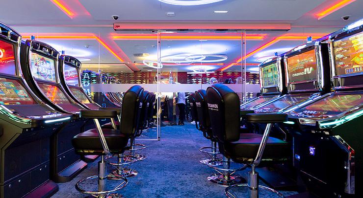 Spielbank Neubrandenburg