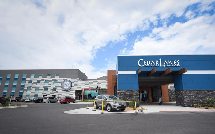 Cass Lake Cedar Lakes Casino & Hotel