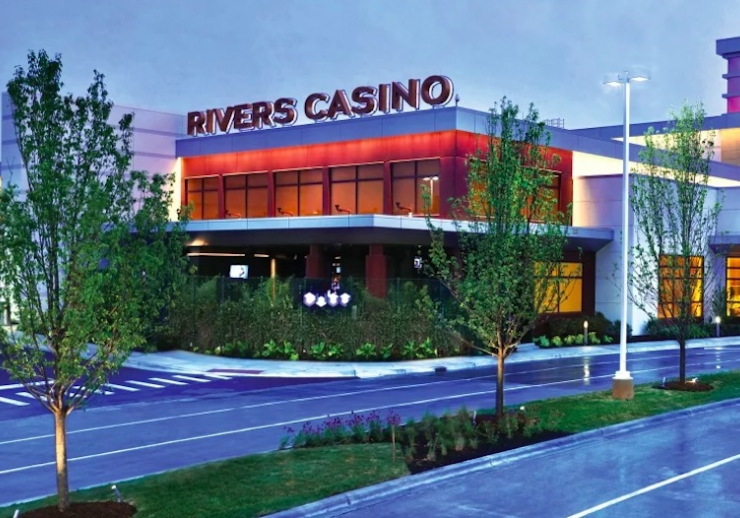 Des Plaines Rivers Casino