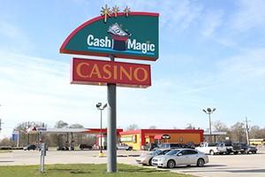 Is there a casino near hammond la jolla