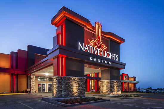 Newkirk Native Lights Casino