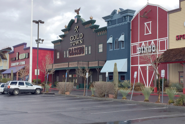 Pahrump Gold Town casino