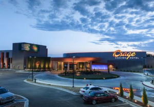 Oklahoma casinos with hotels