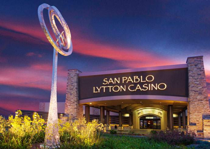 San pablo lytton casino reviews super obama world 2 game online