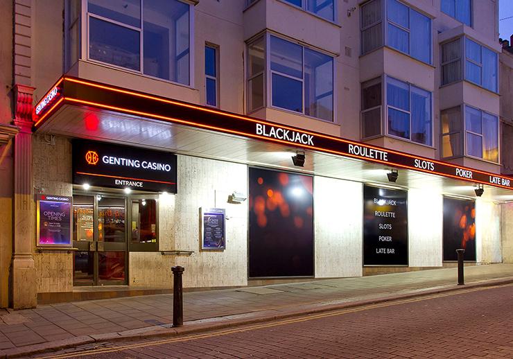 Genting Casino Brighton Infos And Offers Casinosavenue