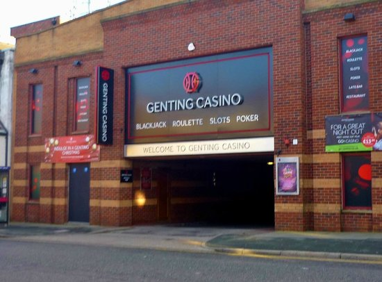 Genting Casino Wirral