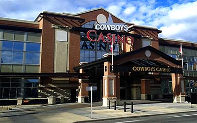 Cowboys Casino Calgary