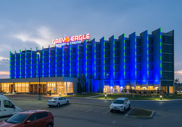 Grey Eagle Casino And Resort