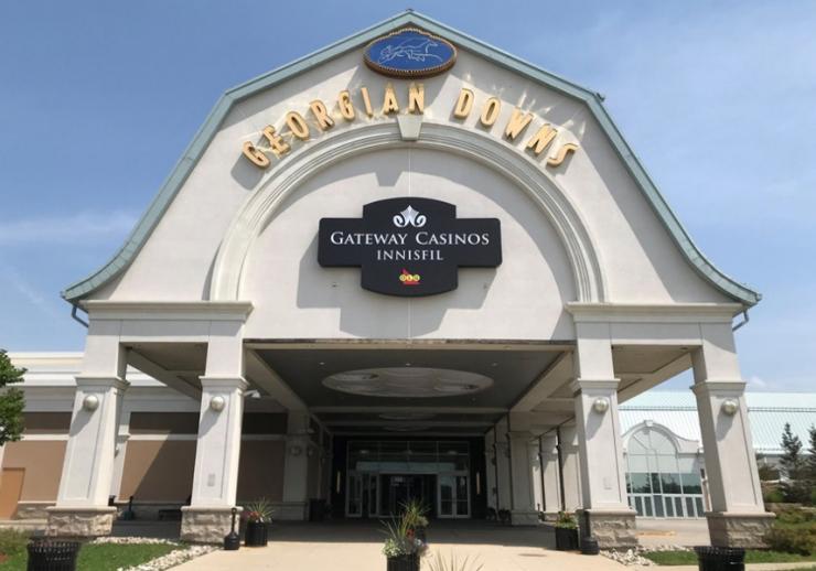 Gateway Casino Innisfil