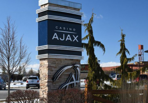 Ajax Casino Buffet