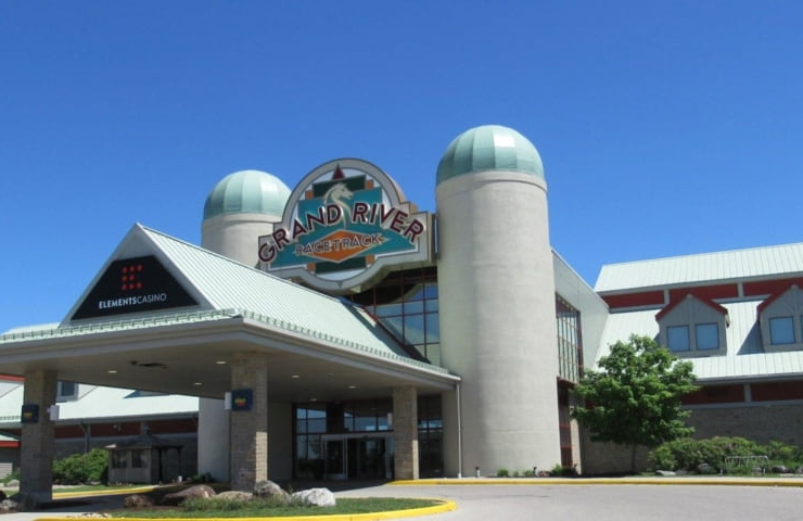 Grand River Casino Elora