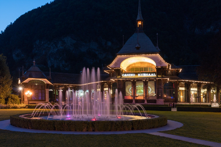 Interlaken Casino Kursaal