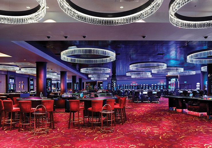 Aspers Stratford Casino London